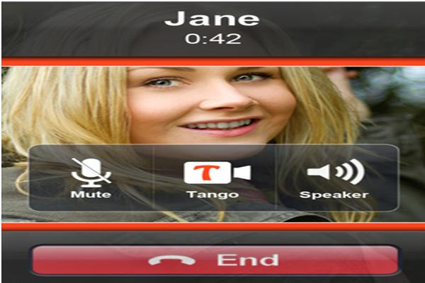 Tango Free voice and video calls