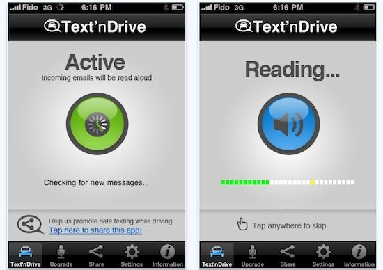 textndrive app 1