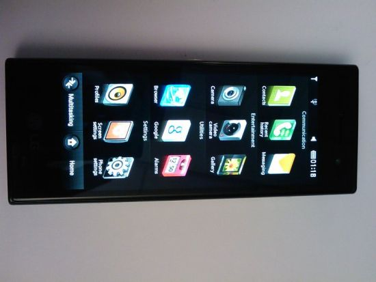 the lg bl40 chocloate and its lame stories