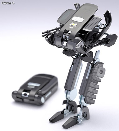 transformers phone concept 3858
