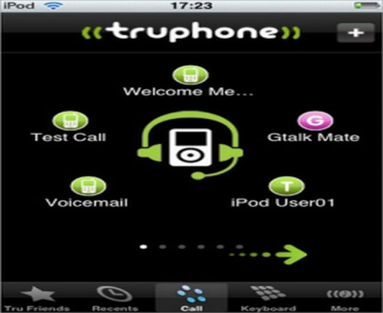 truphone ipod touch EsKlL 11446