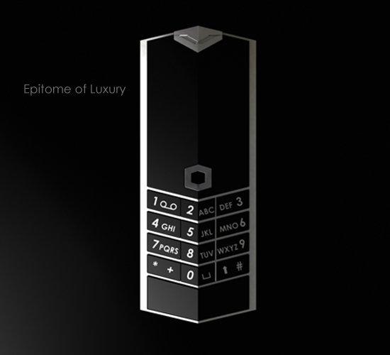 vertu concept phone 2