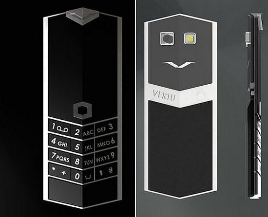 vertu concept phone
