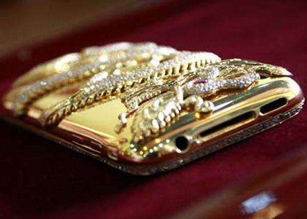 Vietnamese Golden Dragon case