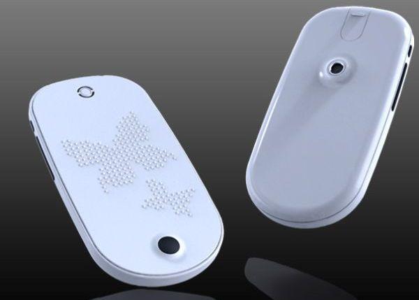 Voim smartphone concept