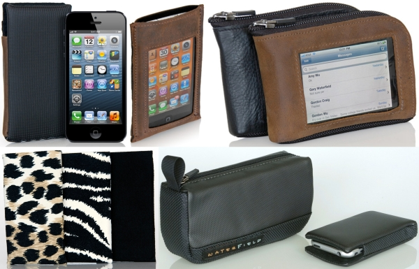 Waterfield SFBags iPhone 5 Cases