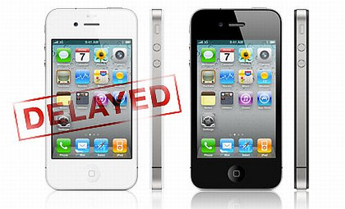 white iphone delay 1