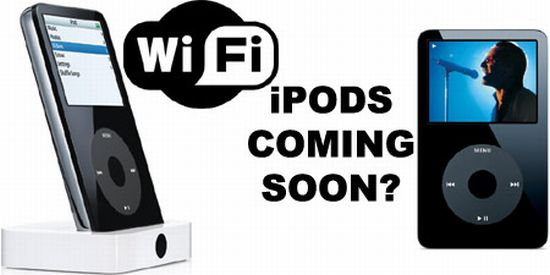 wifi ipods