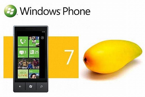 Window Mobile 7.5 Mango
