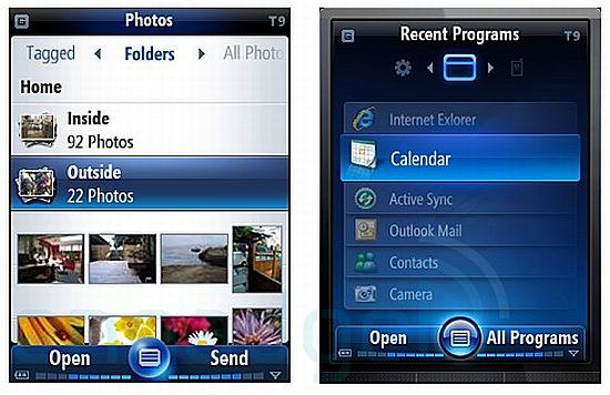 windows mobile dE9d9 7548
