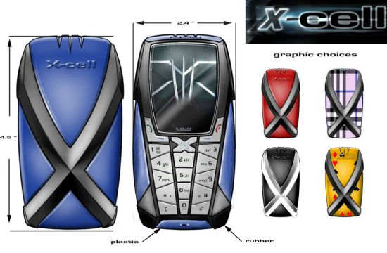x cell 2 4kMk4 52