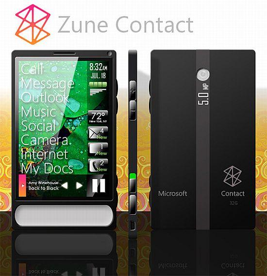 zune contact 8BSiX 7548