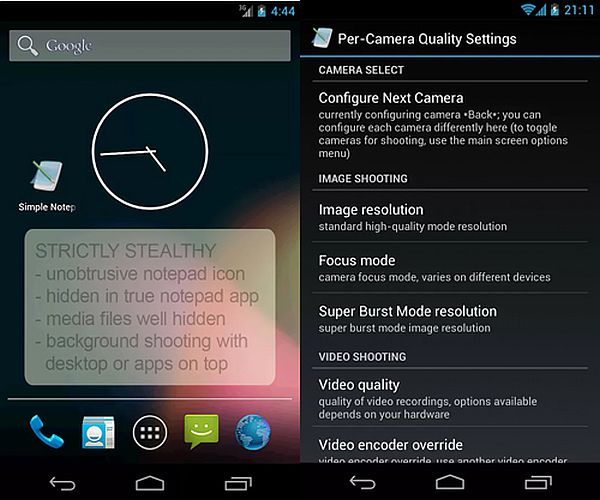 ... app useful here is a list of best spy camera apps for android devices