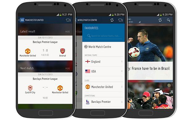 The FIFA App