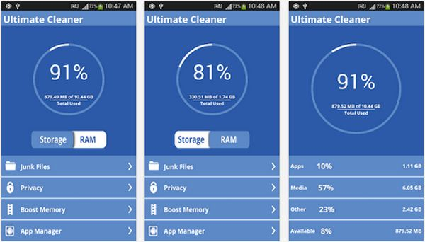 Ultimate Cache Cleaner by Think360