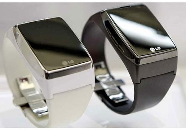 lg smart watch