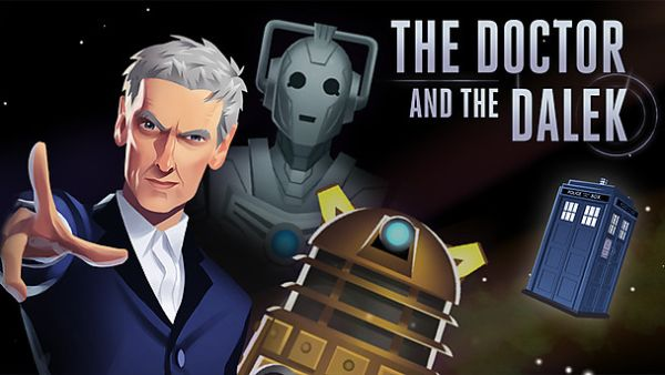 Doctor Who- The Doctor and the Dalek