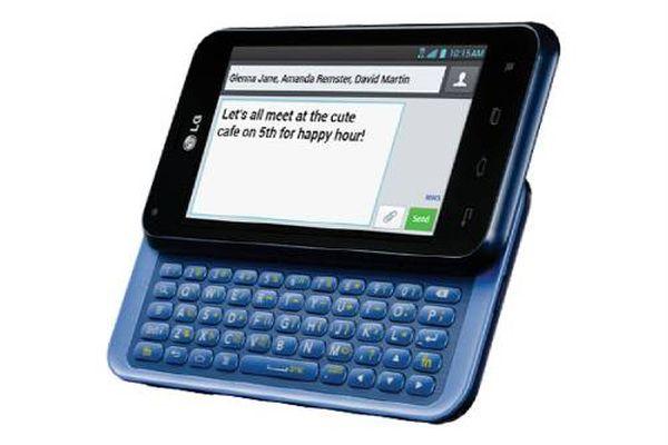 The LG Optimus F3Q