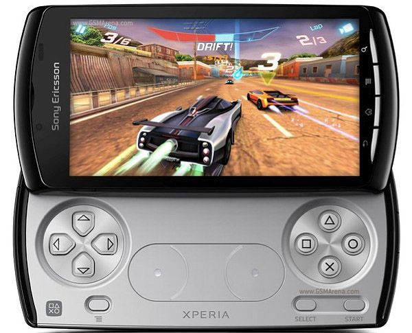 Sony Ericsson Xperia Play 2