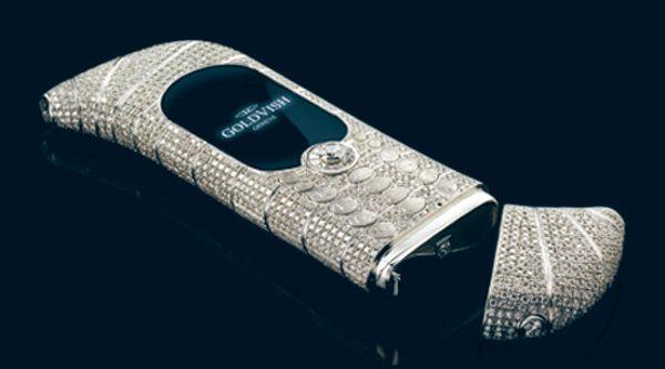 GoldVish phone