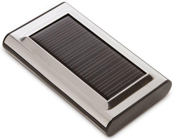 Juice Bar Portable Solar Powered Battery