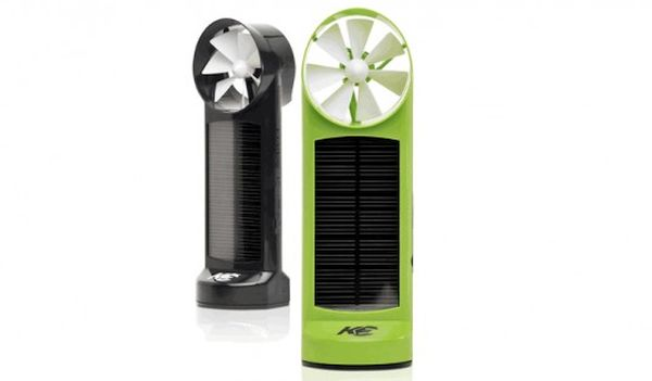 Kinesis Solar and Wind Powered charger 2