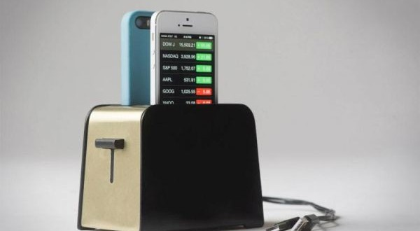 Toaster charger