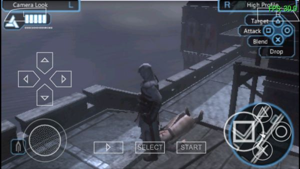 play PSP games on Android 5