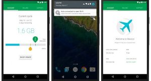 Google's Project Fi cell phone service 2