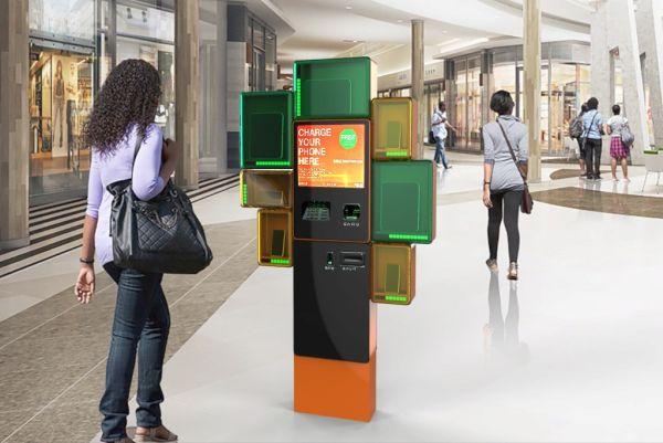Innovative charging kiosk concept (2)