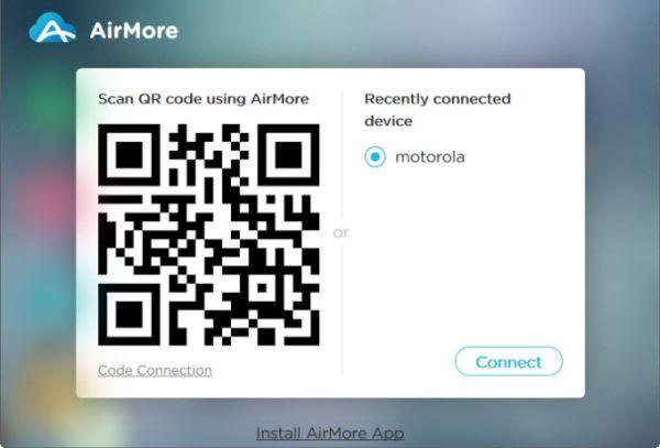AirMoreScan