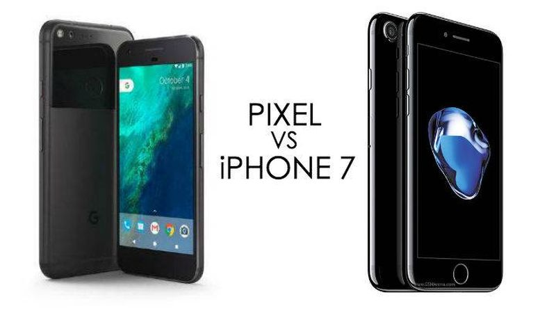 Phone Comparision