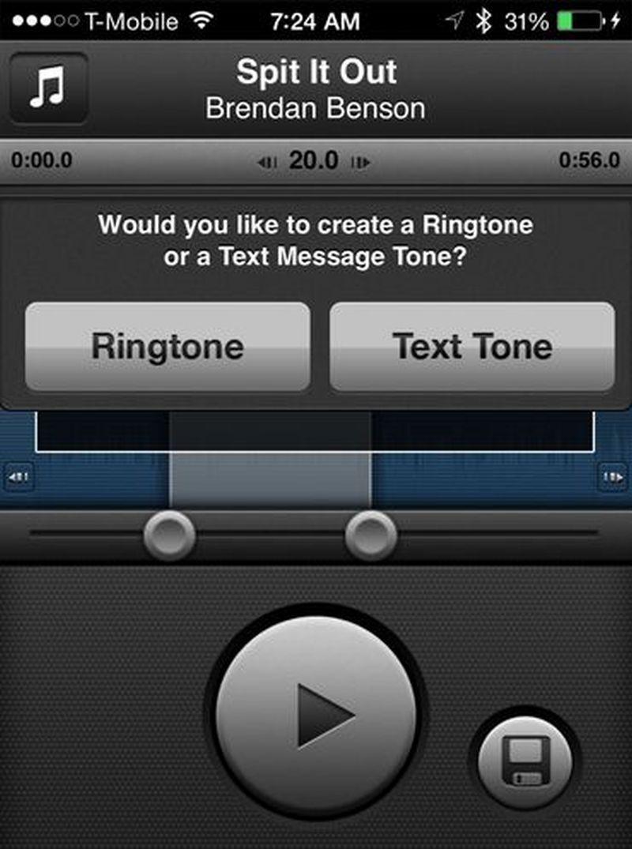Ringtone Designer