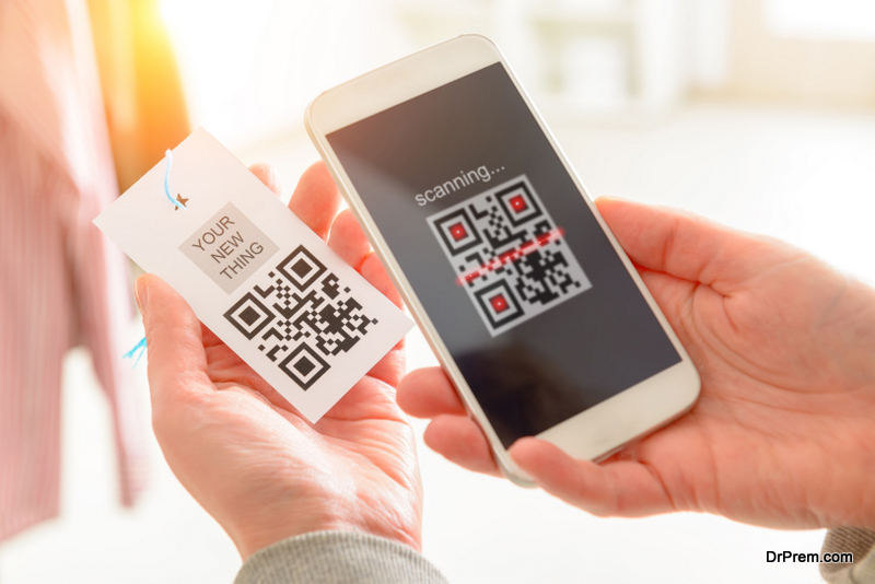 Scanning QR Codes Without Using an App