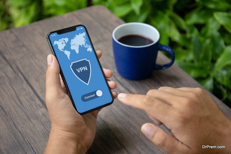 VPN on your mobile phone