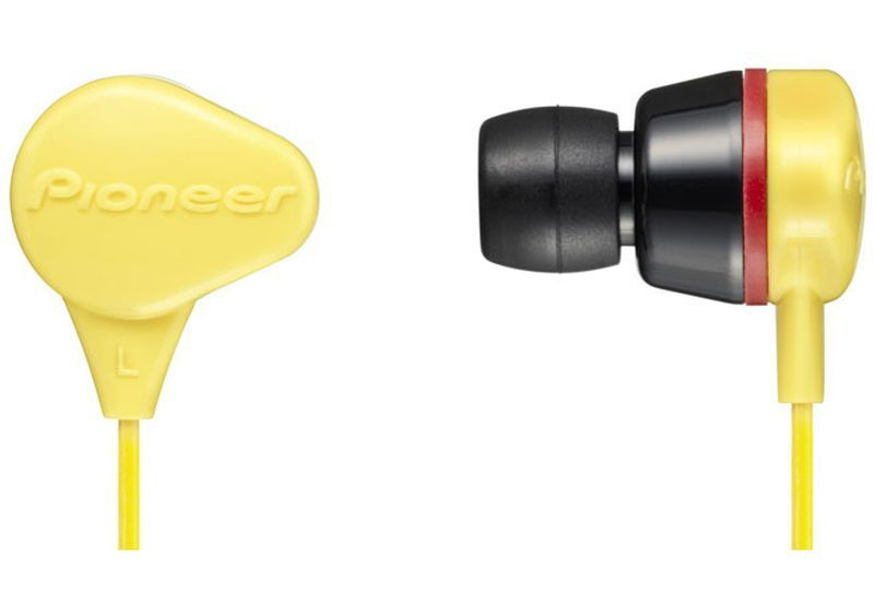 Pioneer SE-CL331 washable earphones