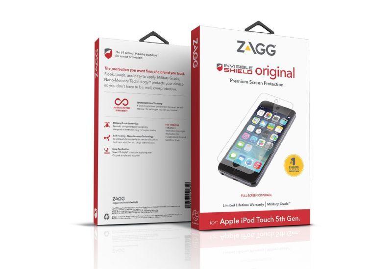 Zagg screen protector