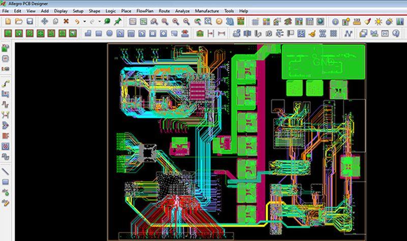Allegro PCB Design Software