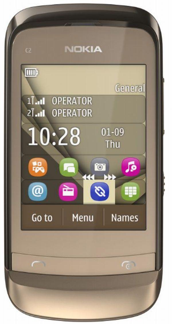 Nokia c2 06 секс бесплатно